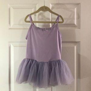 Other - Princess Aurora girls purple leotard with tutu
